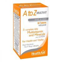 A To Z Multivit 30tabs