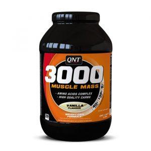 3000 Muscle Mass Vanilla Αύξηση της Μυϊκής Μάζας 4,5kg ΔΙΑΣΗΜΕΣ ΚΑΤΗΓΟΡΙΕΣ