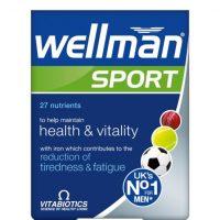 Wellman Sport 30tabs